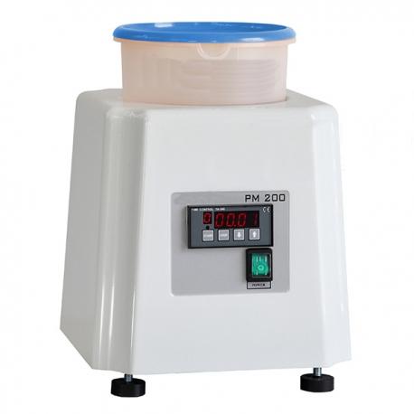 PM 200 mágneses polírozó
