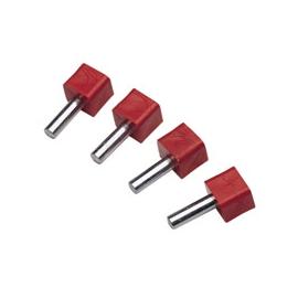 Super Pin, 6,3 mm, 4 db