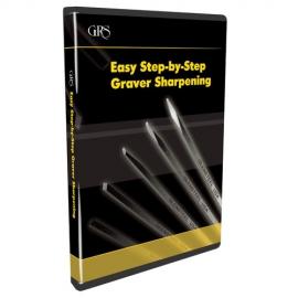 Könnyű lépésről-lépésre Graver élező DVD