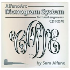 DVD AlfanoArt monogramrendszer