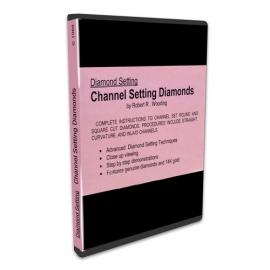 DVD csatorna foglalás gyémántokhoz
