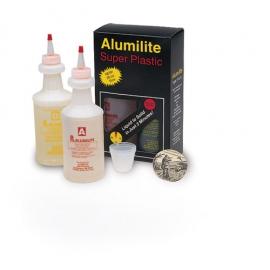 Alumínium szuper műanyag, fehér