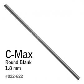 Félkész termékek C-Max, kerek, 1,8 mm