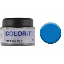 COLORIT Trend Sky blue 18 g