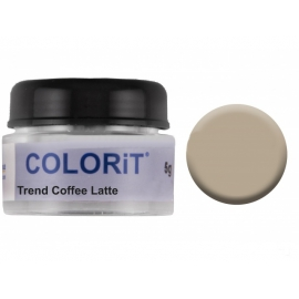 COLORIT Trend Coffee Latte 5 g