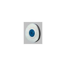Polírozott UTG polírozó korong, kék középső keményebb, 100x10 mm