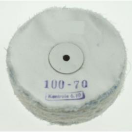 Polírkorong 100x70 mm