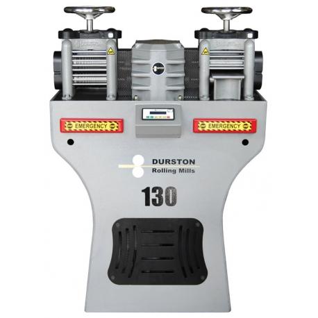 Az FSM 130 elektromos görgős gép kétoldalas