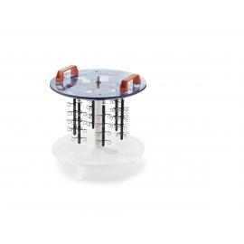 Gyűrűtartó az Aquapol 100-hoz