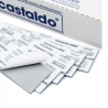 Castaldo Titanium címke vulkanizáló gumi, 2,27 kg heveder