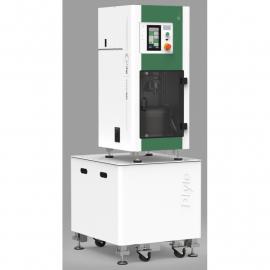 DLyte 1D fogászati száraz elektropolírozó berendezés
