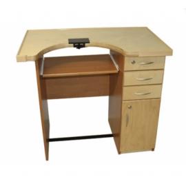 Ötvös asztal kicsi