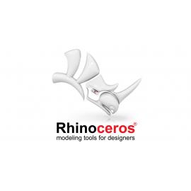 Rhino 7 3D tervező szoftver
